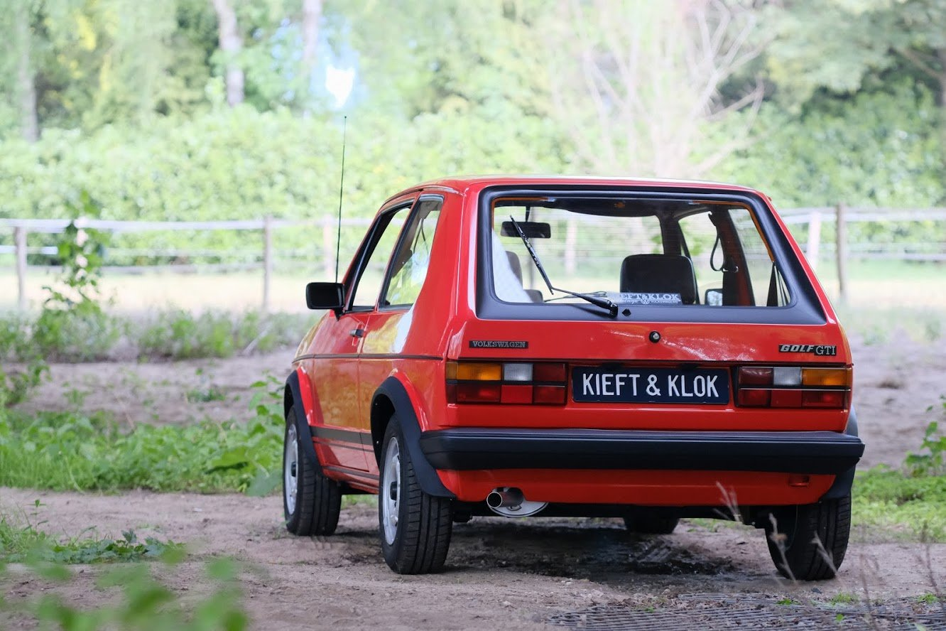 1983 Golf, Golf Gti, VW Golf, Gti For Hire (picture 3 of 6)