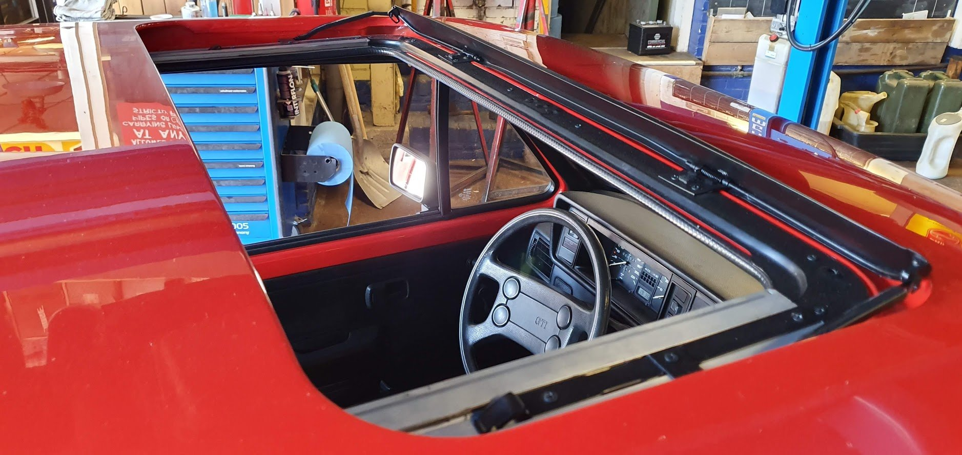 1983 Golf, Golf Gti, VW Golf, Gti For Hire (picture 4 of 6)
