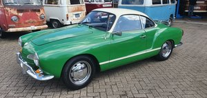 Picture of 1971 Volkswagen Karmann Ghia Coupe