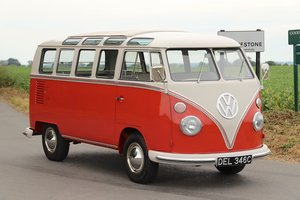 Picture of 1965 VW Split Screen '21 Window Samba' Microbus Deluxe  For Sale