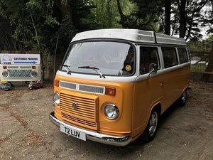 Brazilian camper, 4 berth..best one ever built..