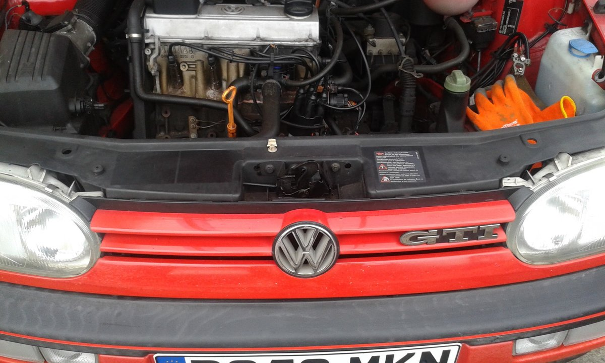 1997 VW Golf gti mk3 8v For Sale (picture 1 of 5)