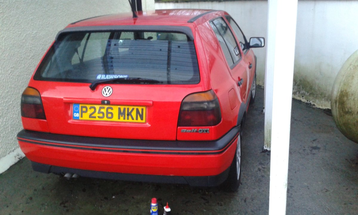 1997 VW Golf gti mk3 8v For Sale (picture 5 of 5)