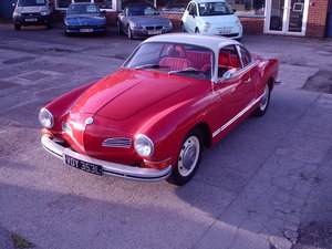 1973 KARMANN GHIA 1600 L.H.D For Sale