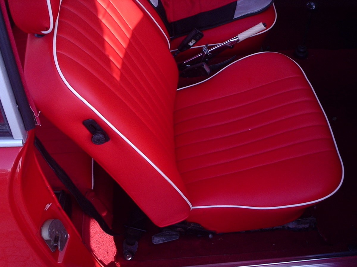 1973 KARMANN GHIA 1600 L.H.D For Sale (picture 4 of 6)