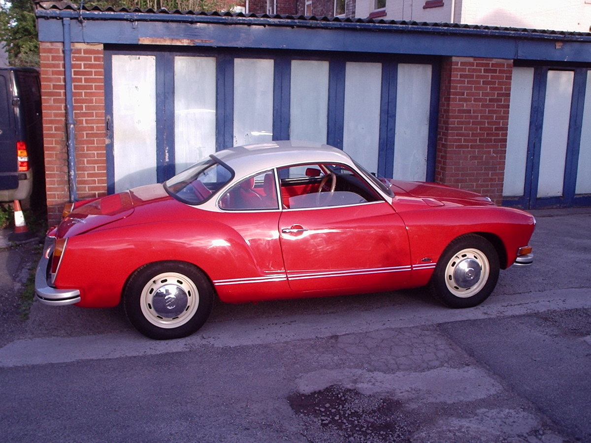 1973 KARMANN GHIA 1600 L.H.D For Sale (picture 3 of 6)