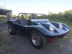 1972 vw beach buggy project