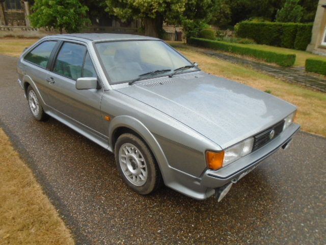 1988 VW Scirocco Scala 1.8, Restored + T/Belt 2018.  For Sale (picture 1 of 6)