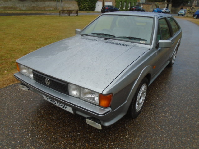 1988 VW Scirocco Scala 1.8, Restored + T/Belt 2018.  For Sale (picture 2 of 6)