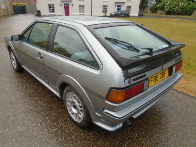 1988 VW Scirocco Scala 1.8, Restored + T/Belt 2018.  For Sale (picture 3 of 6)