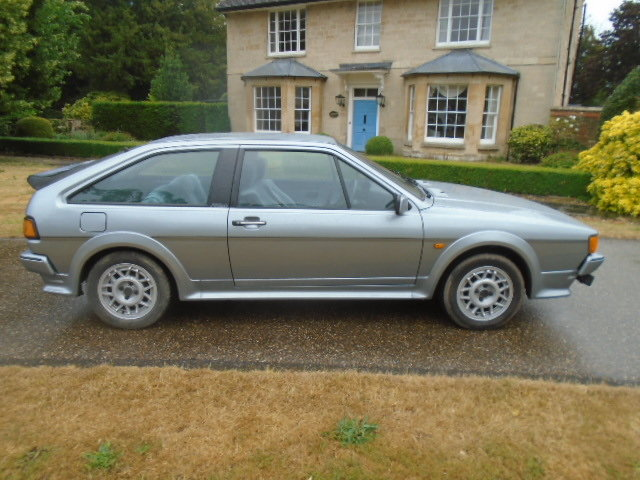 1988 VW Scirocco Scala 1.8, Restored + T/Belt 2018.  For Sale (picture 4 of 6)