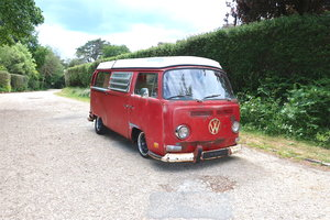 1970 VW Type 2 Westfalia Camper LHD