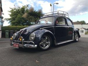 Vw beetle 1959 rhd rare small rear window stunning