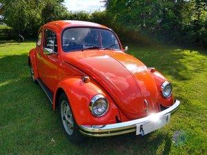 1974 Volkswagen beetle 1200 phoenix red For Sale