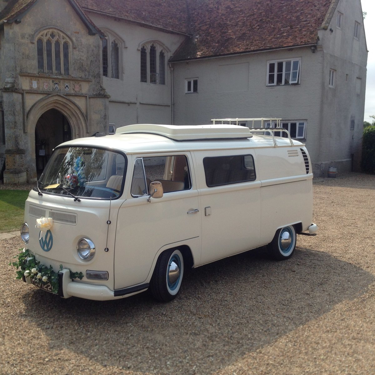 1968 VW Bay Window Early Campervan Fully restored For Sale (picture 1 of 6)