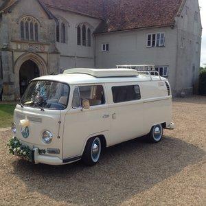 1968 VW Bay Window Early Campervan Fully restored