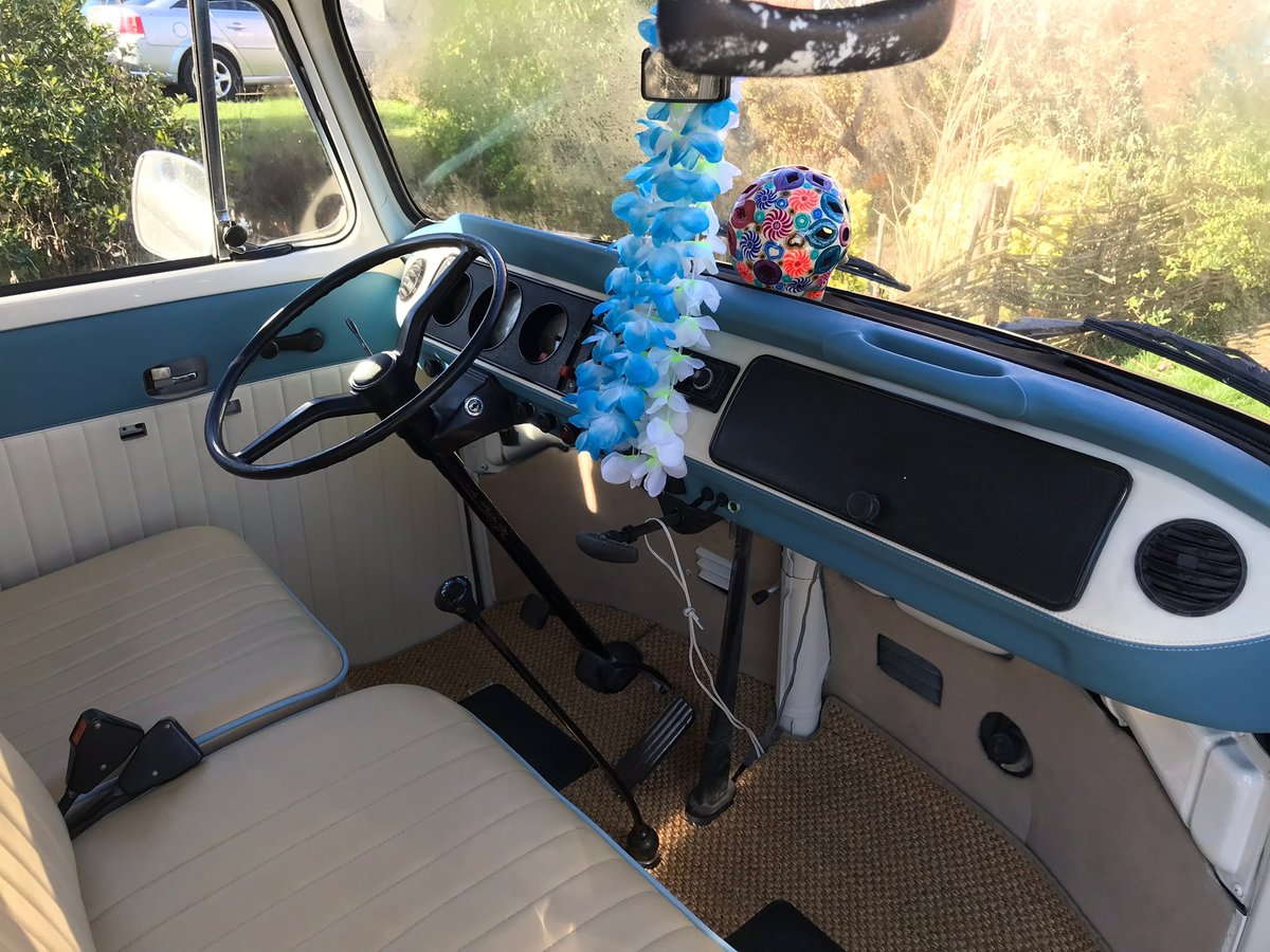 1968 VW Bay Window Early Campervan Fully restored For Sale (picture 5 of 6)
