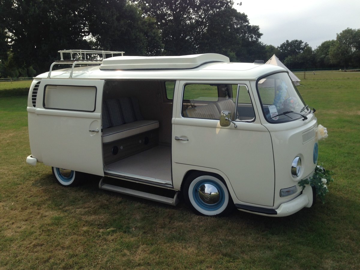 1968 VW Bay Window Early Campervan Fully restored For Sale (picture 6 of 6)
