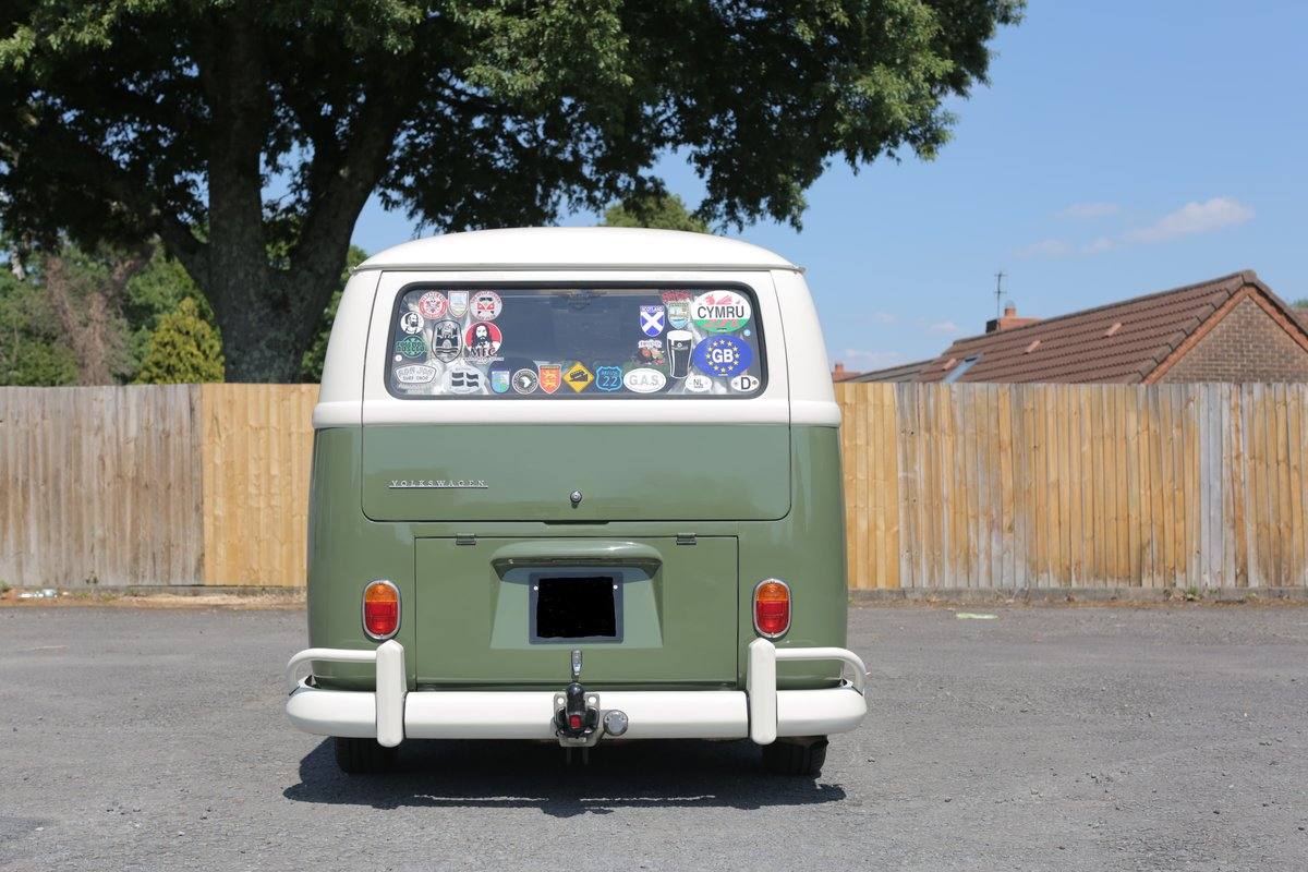 1966 VW Split Screen Campervan (German Built) For Sale (picture 3 of 6)