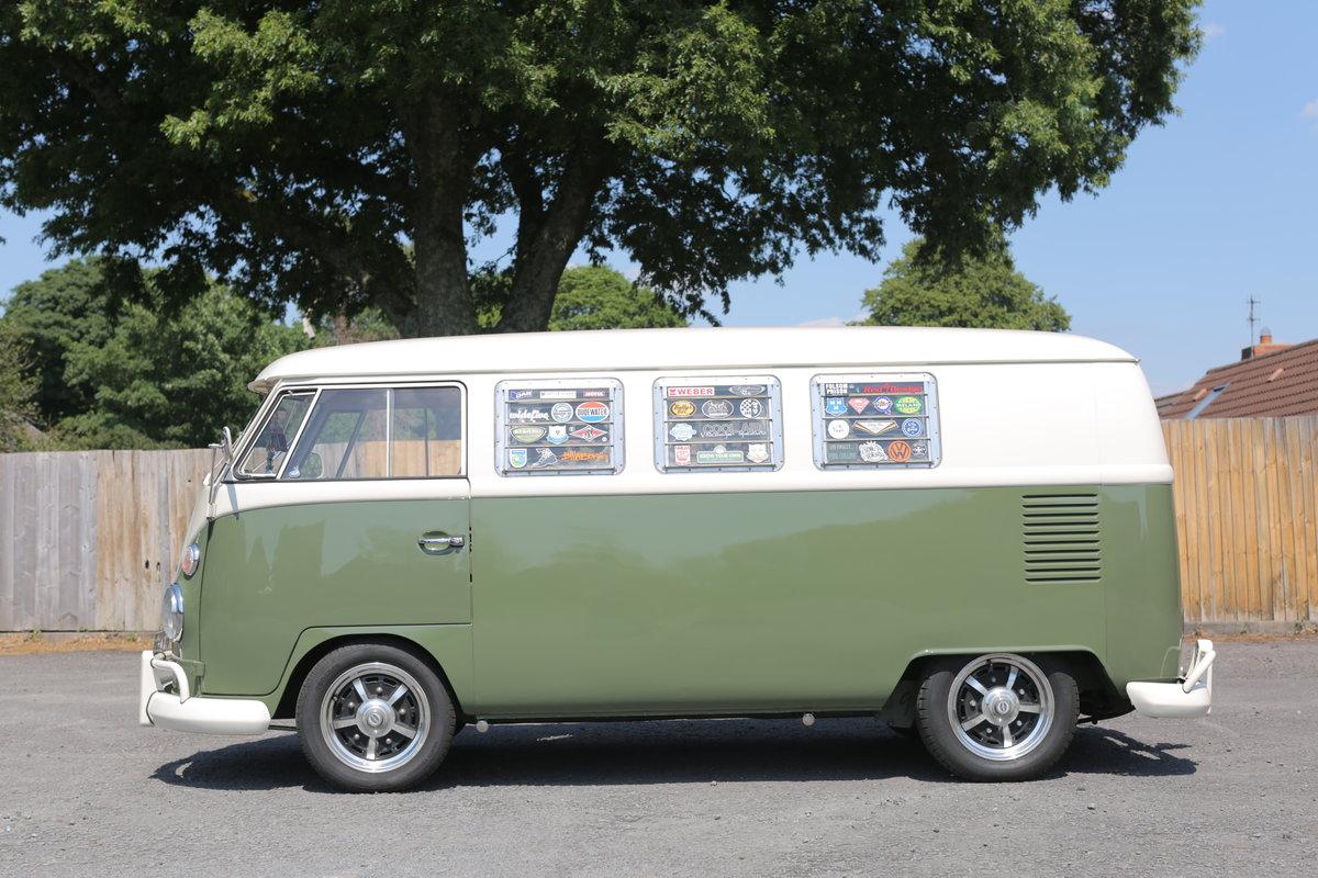 1966 VW Split Screen Campervan (German Built) For Sale (picture 4 of 6)