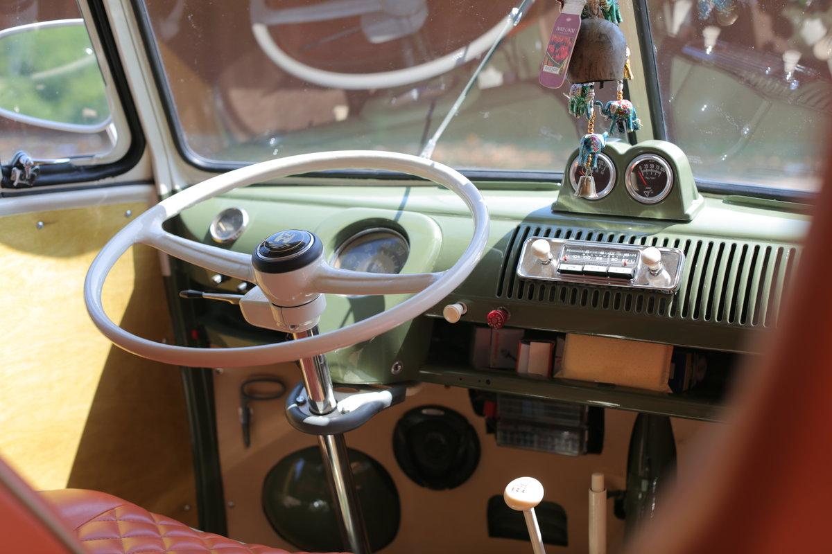 1966 VW Split Screen Campervan (German Built) For Sale (picture 6 of 6)