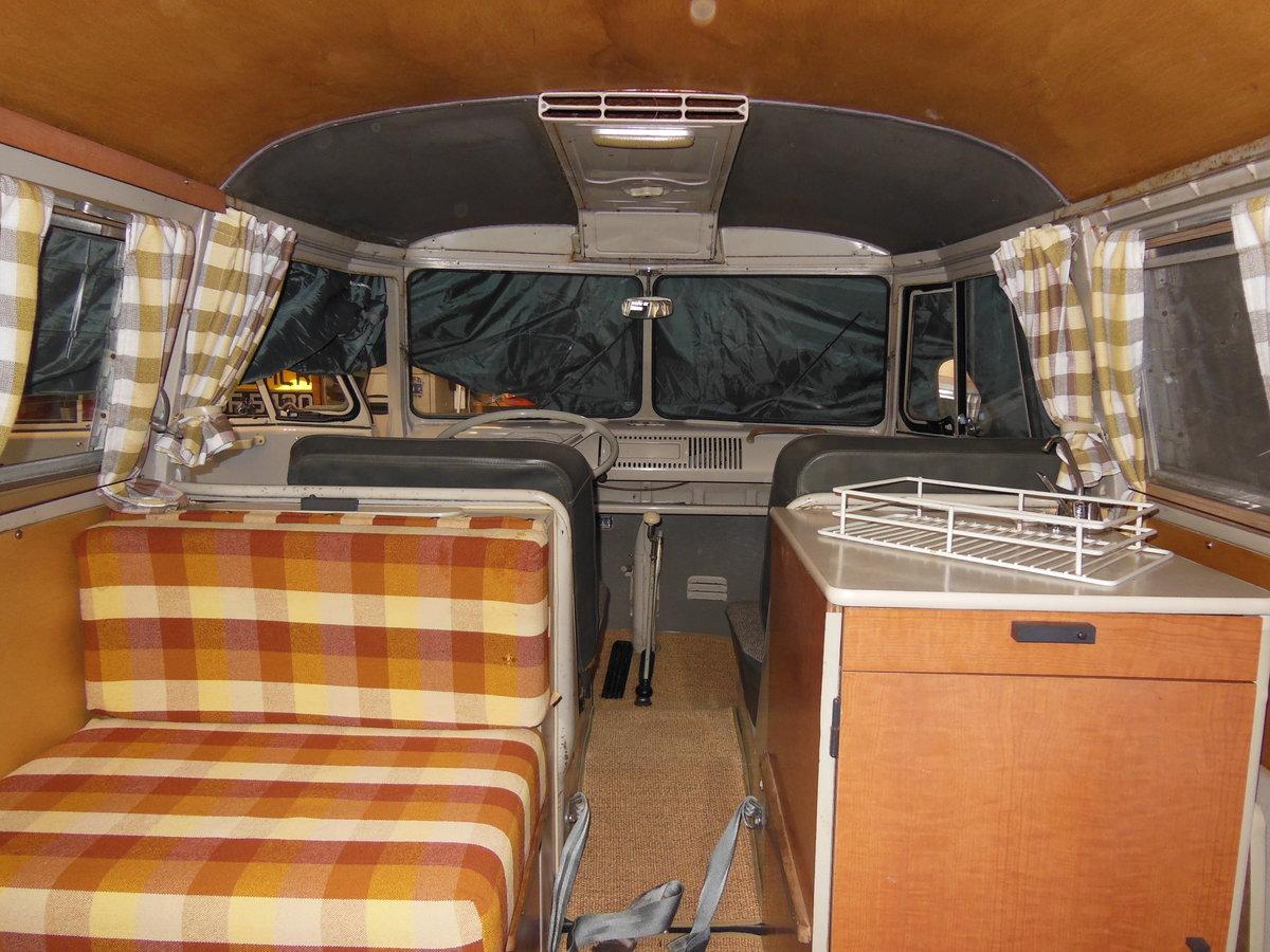 VW campervan 1967 original SO42. Sale agreed. SOLD (picture 5 of 6)