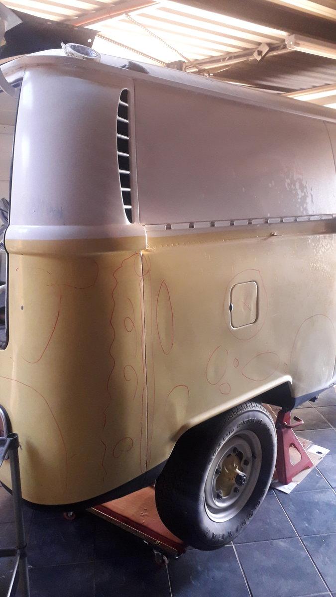 1970 VW Old School Kombi panelvan For Sale (picture 5 of 6)