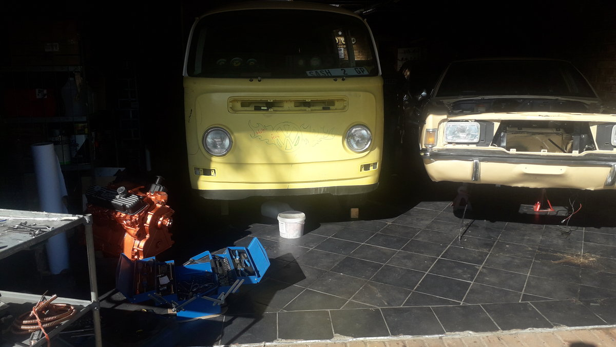 1970 VW Old School Kombi panelvan For Sale (picture 6 of 6)