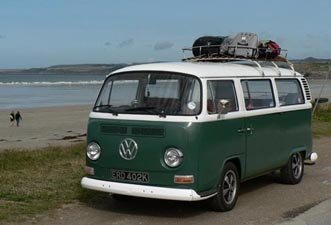 1972 Early Bayfront campervan For Sale (picture 1 of 6)