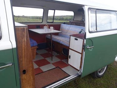 1972 Early Bayfront campervan For Sale (picture 4 of 6)