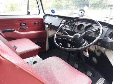 1972 Early Bayfront campervan For Sale (picture 5 of 6)