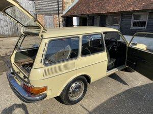 1974 Original low mileage VW Variant