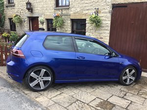 VW Golf R, mk7 DSG tiptronic