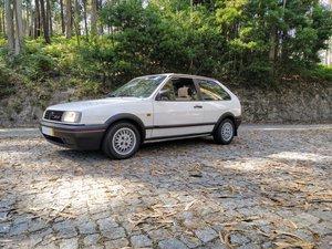 1993 Volkswagen Polo G40