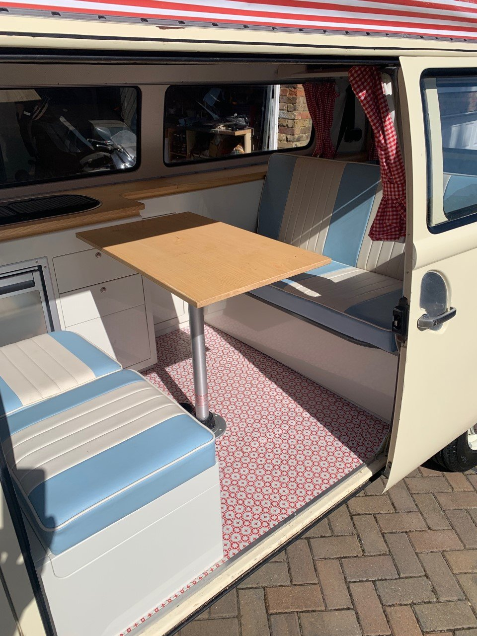 1972 VW Camper T2 Bay - rare crossover For Sale (picture 4 of 6)