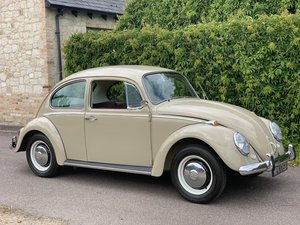 1966 Right Hand Drive Beetle - Immaculate