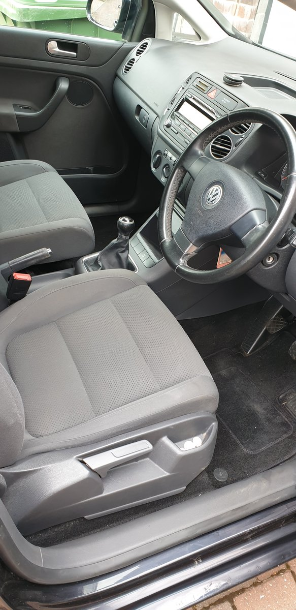 2009 VW GOLF PLUS 1.9 TDI FSH 2 OWNERS SOLD (picture 4 of 6)