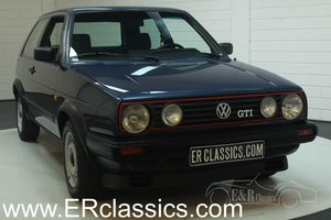 Volkswagen Golf GTI 1988 MK2 in top condition