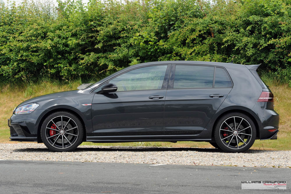 2017 VW Golf (Mk VII) GTI Clubsport Edition 40 manual For Sale (picture 2 of 6)