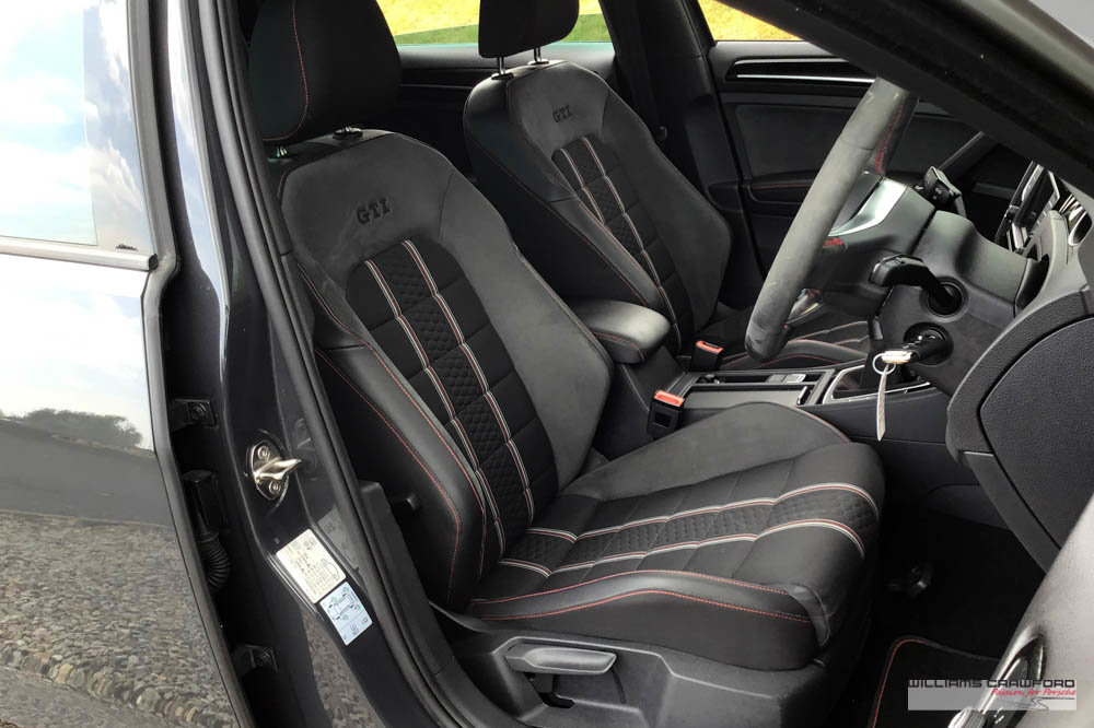 2017 VW Golf (Mk VII) GTI Clubsport Edition 40 manual For Sale (picture 6 of 6)