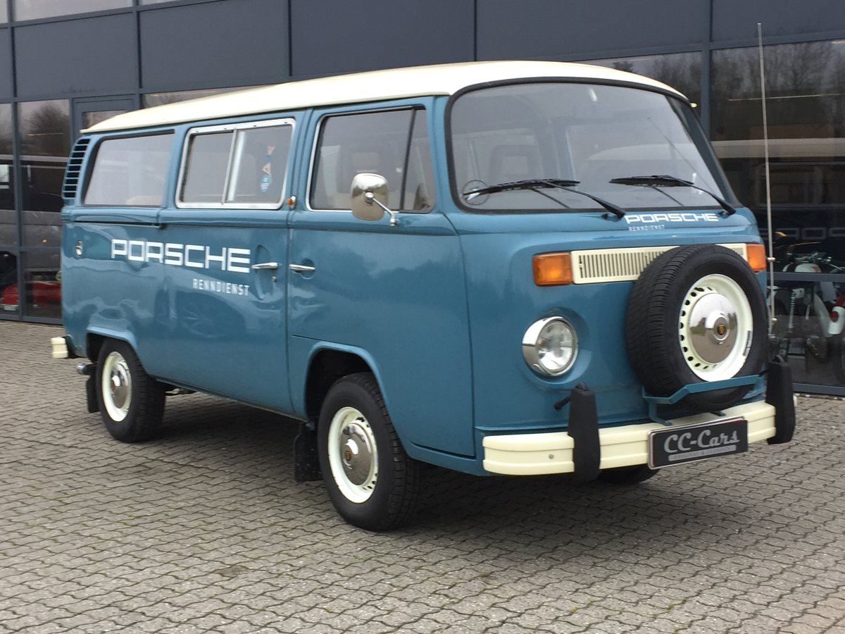 1976 Volkswagen T2 2,0 For Sale (picture 1 of 6)
