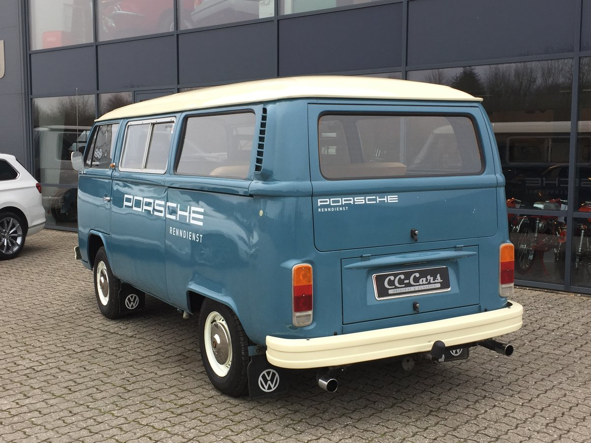 1976 Volkswagen T2 2,0 For Sale (picture 2 of 6)