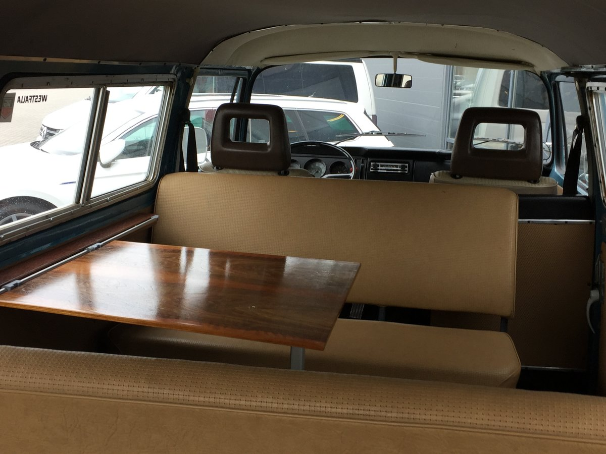 1976 Volkswagen T2 2,0 For Sale (picture 4 of 6)