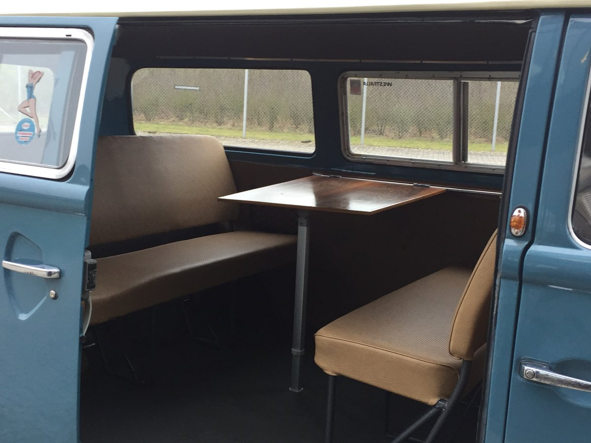 1976 Volkswagen T2 2,0 For Sale (picture 6 of 6)