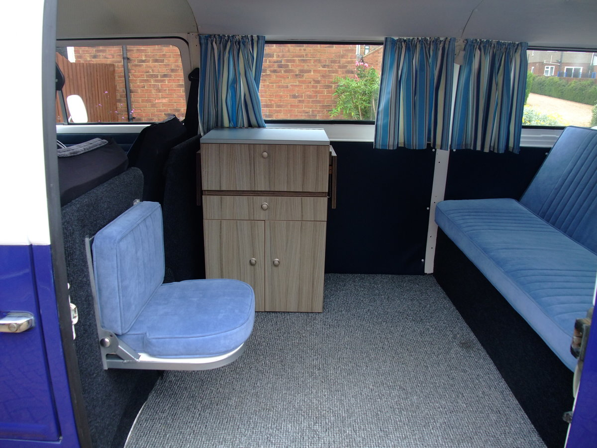 1972 Vw campervan For Sale (picture 5 of 6)