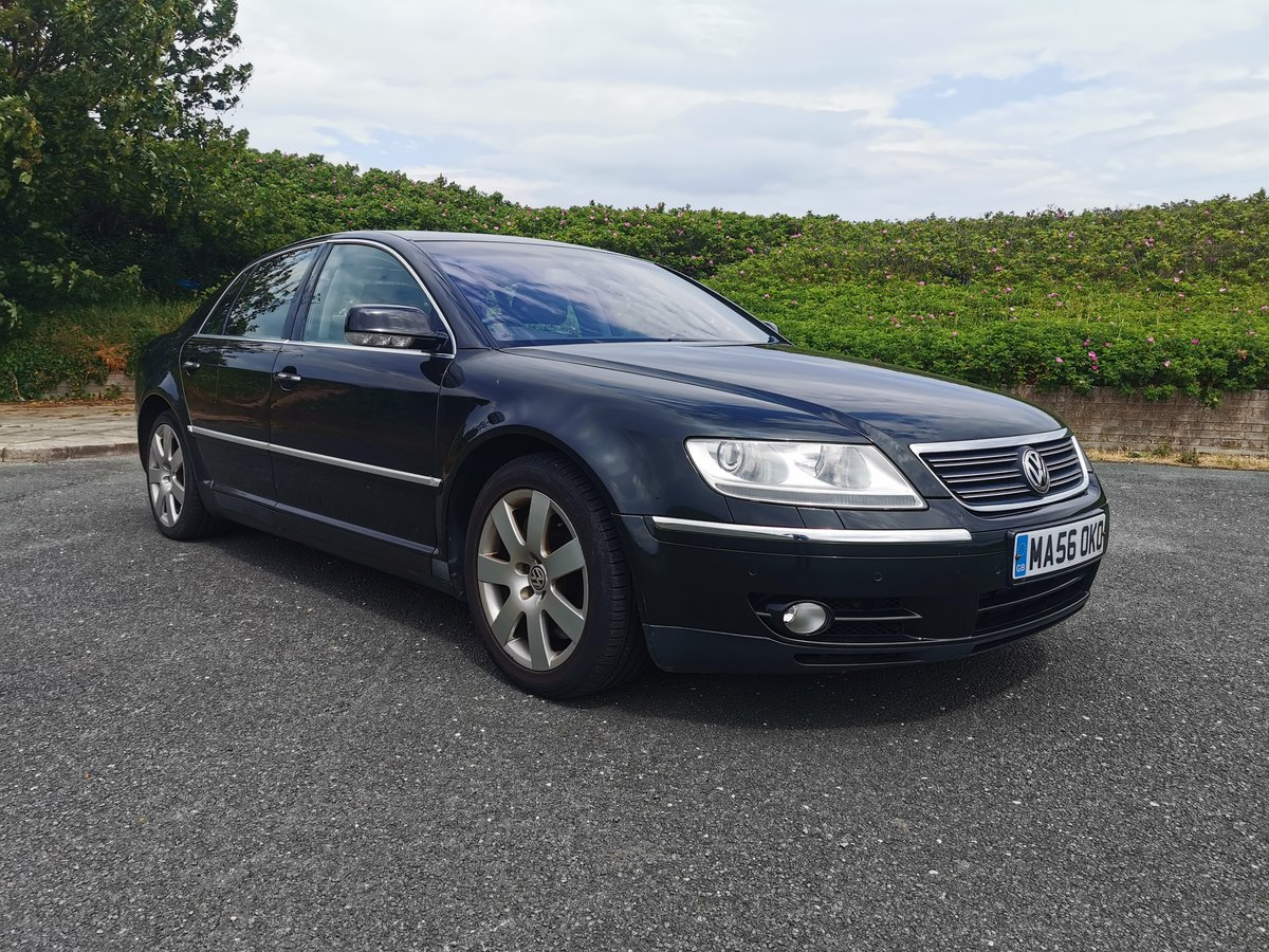 2006 Volkswagen Phaeton 3.0 V6 TDi Low Miles For Sale (picture 1 of 6)