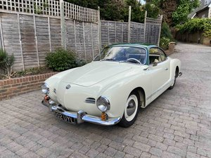 1957 Nov57/58 Karmann Ghia Lowlight