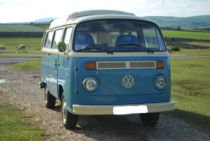 1976 Bespoke VW T2 Bay Window Campervan in Excellent Co