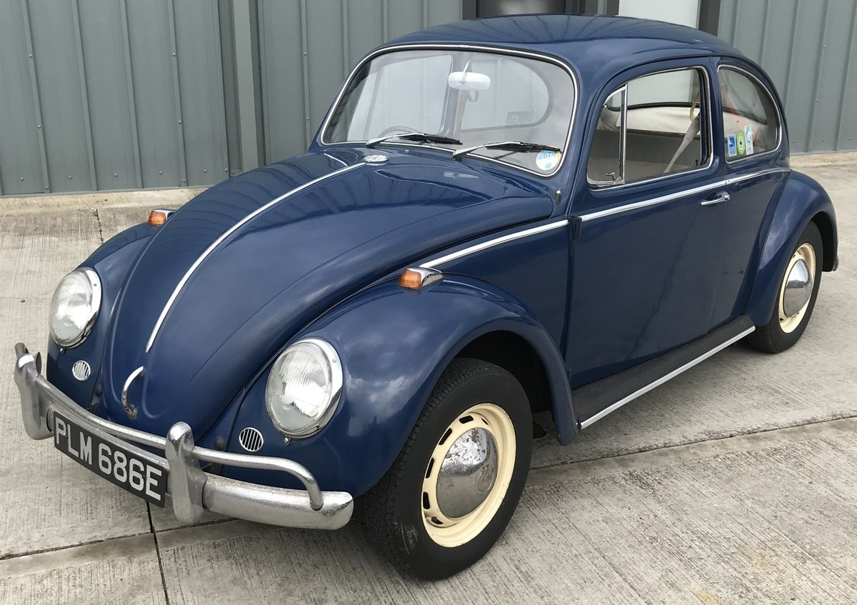 1967 Charming VW Beetle SOLD (picture 1 of 6)