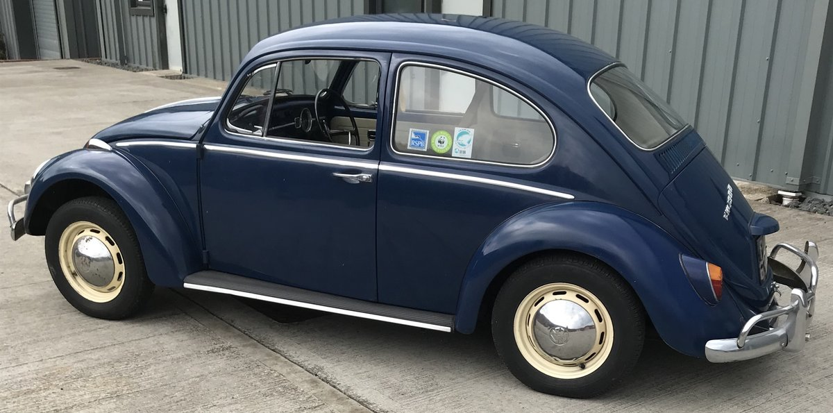 1967 Charming VW Beetle SOLD (picture 3 of 6)